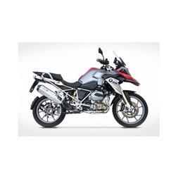SILENCIOSO PENTA-R INOX ZARD R 1200 GS-ADV 2013/2018
