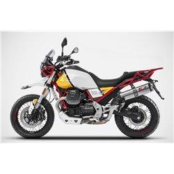 SILENCIOSO ZARD ACERO INOXIDABLE V85 TT