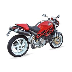 COLECTOR ACERO INOXIDABLE MONSTER S2R 1000/S4R